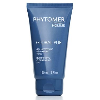 Phytomer Global Pur Gel Nettoyant Détoxifiant