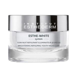 Esthederm-Esthe-White-System-soin-nuit-repulpant-illuminateur-jeunesse-eqlib