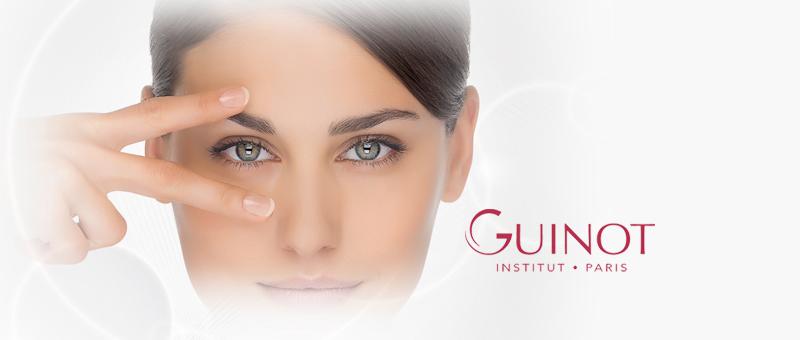 50% de rabais sur le soin Eye Logic de Guinot