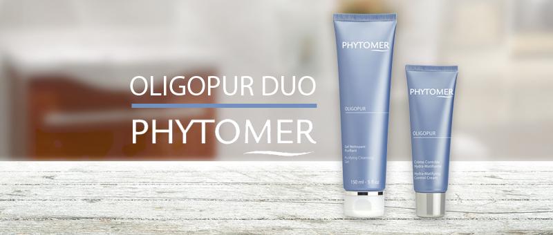 40% sur le Duo Purifiant Oligopur
