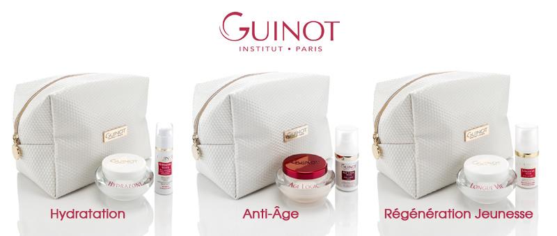 Trousses soins du visage Guinot
