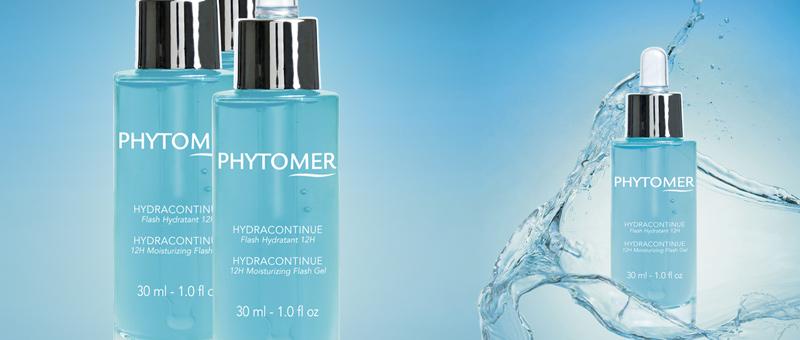 Cadeau : le Flash Hydratant 12h Phytomer